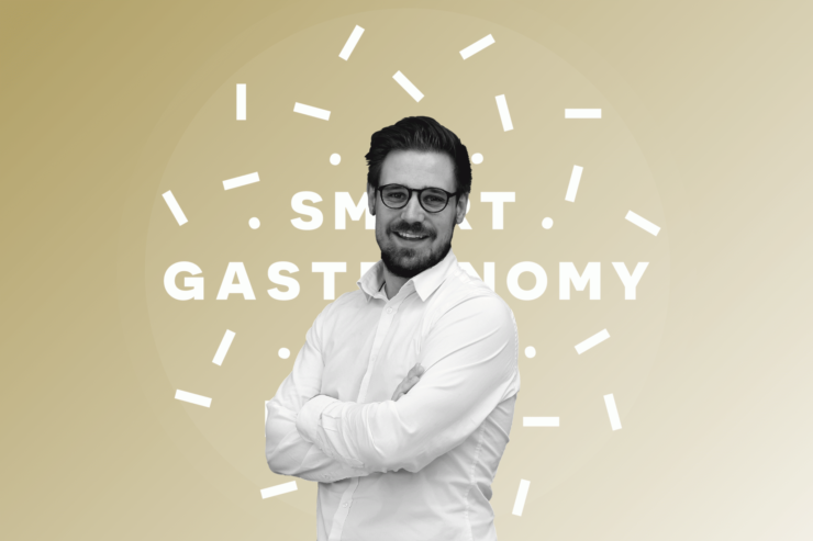 Smart Gastronomy Lab - Quentin Mortier - Community Manager
