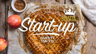 Start-Up Lunch Galette des Rois