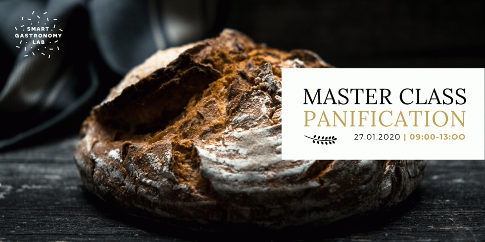 Master Class Panification - Smart Gastronomy Lab