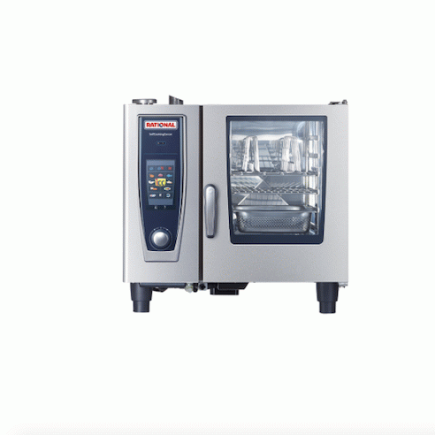 Smart Gastronomy Lab - FOur Combi Vapeur - Rational